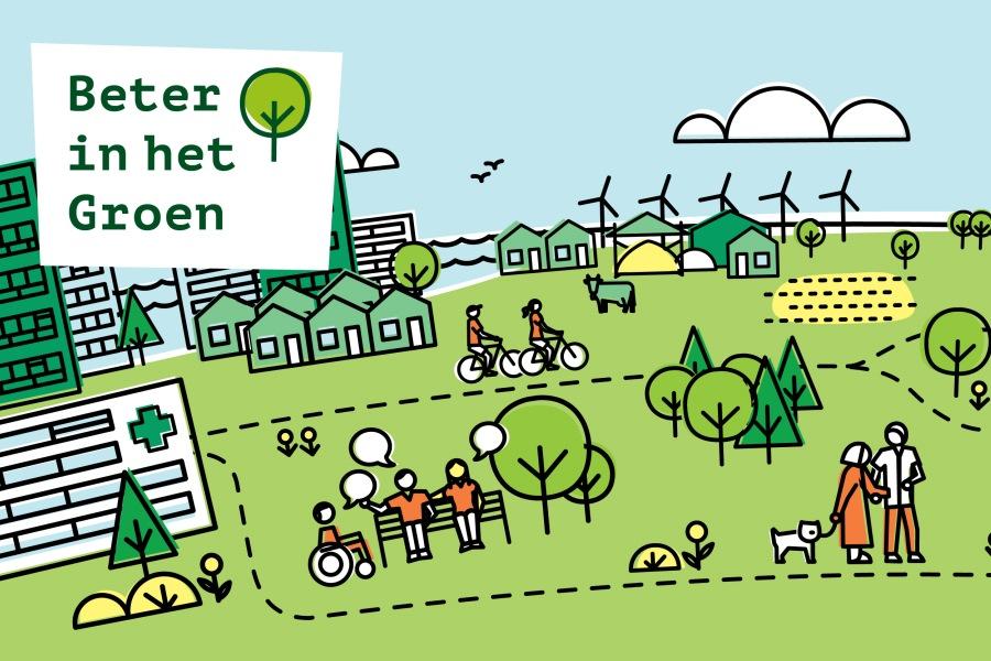 FAQ Waarom is openbaar groen belangrijk voor mensen?