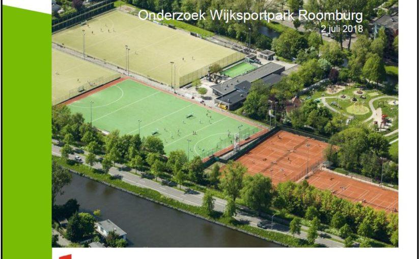 Verslag Gemeente 1e bijeenkomst Wijksportpark Roomburg