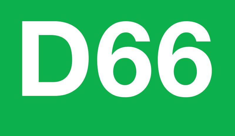 D66: Vergroening van de stad