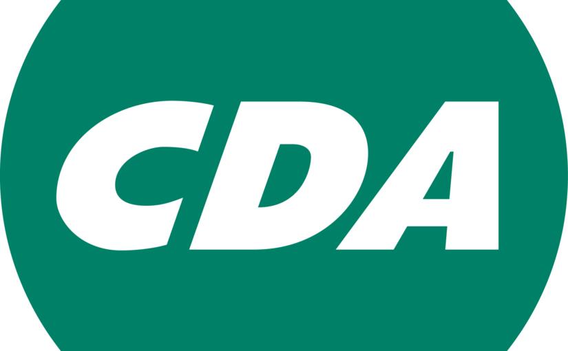 CDA: Omdat het een groene stad is
