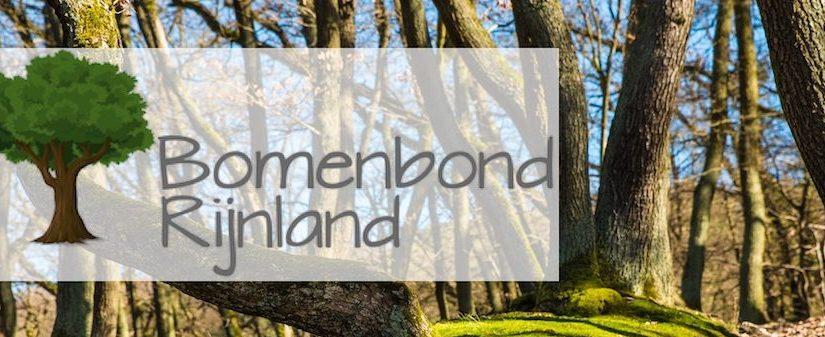 Dank aan Bomenbond Rijnland