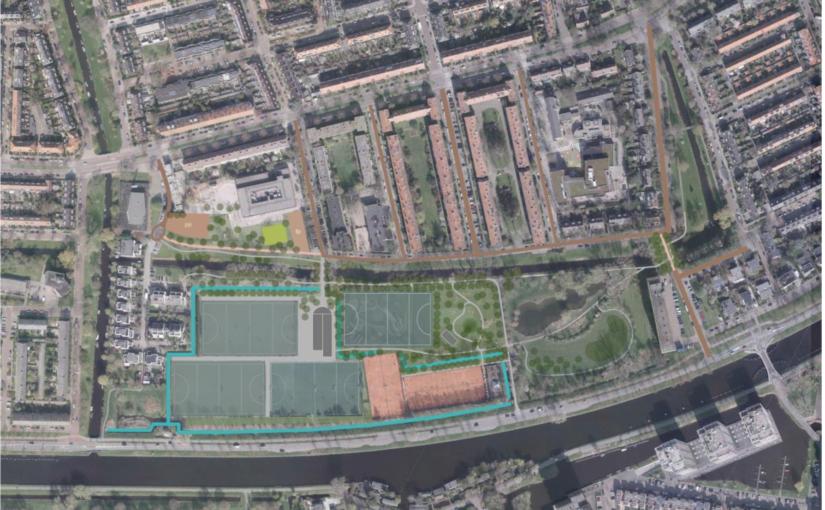 Nieuw plan voor Roomburgerpark voldoet weer niet