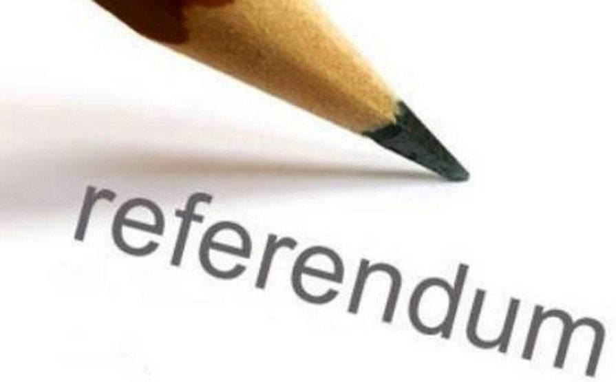 2.168 steunbetuigingen voor referendum na week 1